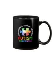 LOVE EDUCATE SUPPORT ADVOCATE Mug thumbnail