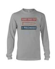 JUST A TIP I PROMISE Long Sleeve Tee thumbnail