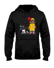 OH SHIT PITBULL Hooded Sweatshirt thumbnail