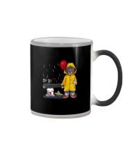 OH SHIT PITBULL Color Changing Mug thumbnail