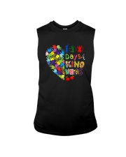 100 DAYS OF KINDNESS Sleeveless Tee thumbnail