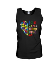 100 DAYS OF KINDNESS Unisex Tank thumbnail