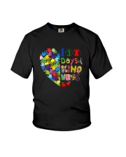 100 DAYS OF KINDNESS Youth T-Shirt thumbnail