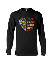 100 DAYS OF KINDNESS Long Sleeve Tee thumbnail