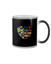 100 DAYS OF KINDNESS Color Changing Mug thumbnail