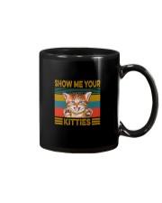 SHOW ME YOUR KITTIES Mug thumbnail