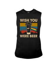WISH YOU WERE BEER Sleeveless Tee thumbnail