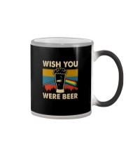 WISH YOU WERE BEER Color Changing Mug thumbnail