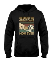 BEST Great Dane MOM EVER s Hooded Sweatshirt thumbnail