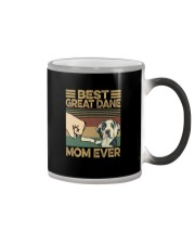 BEST Great Dane MOM EVER s Color Changing Mug thumbnail