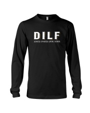 DIFL DEVOTED INVOLVED LOVING FATHER Long Sleeve Tee thumbnail