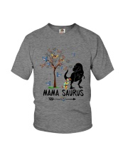MAMASAURUS AUTISM Youth T-Shirt thumbnail