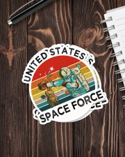 UNITED STATES SPACE FORCE Sticker - 4 pack (Vertical) aos-sticker-4-pack-vertical-lifestyle-front-05