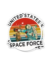 UNITED STATES SPACE FORCE Sticker - 4 pack (Vertical) front