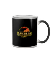 DADZILLA FATHER OF MONSTERz Color Changing Mug thumbnail