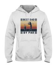 BEST DAD BY PAR GOLF Hooded Sweatshirt thumbnail
