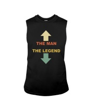 THE MAN THE LEGEND VT Sleeveless Tee tile