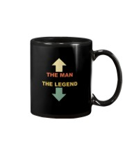 THE MAN THE LEGEND VT Mug tile