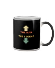 THE MAN THE LEGEND VT Color Changing Mug thumbnail