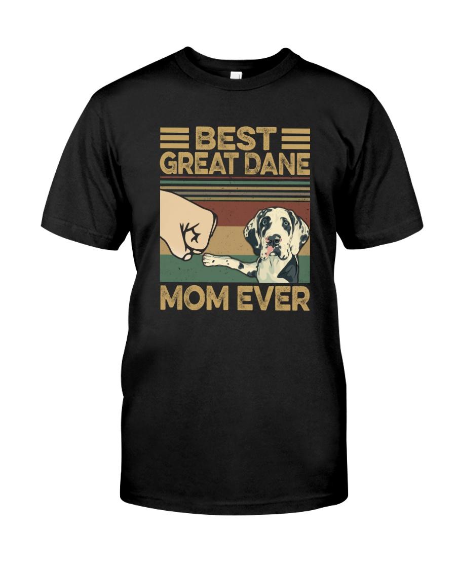 BEST Great Dane MOM EVER Classic T-Shirt