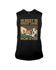 BEST Great Dane MOM EVER Sleeveless Tee thumbnail