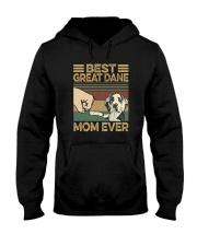 BEST Great Dane MOM EVER Hooded Sweatshirt thumbnail