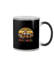 FREEz HUGS Color Changing Mug thumbnail