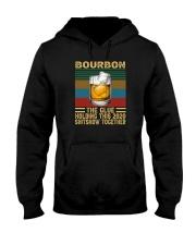 BOURBON THE GLUE HOLDING THIS 2020 VINTAGE Hooded Sweatshirt thumbnail