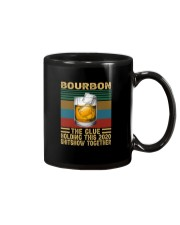 BOURBON THE GLUE HOLDING THIS 2020 VINTAGE Mug thumbnail