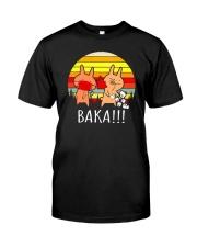 ANIME BAKA Classic T-Shirt front