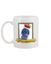 King Campbell Mug back