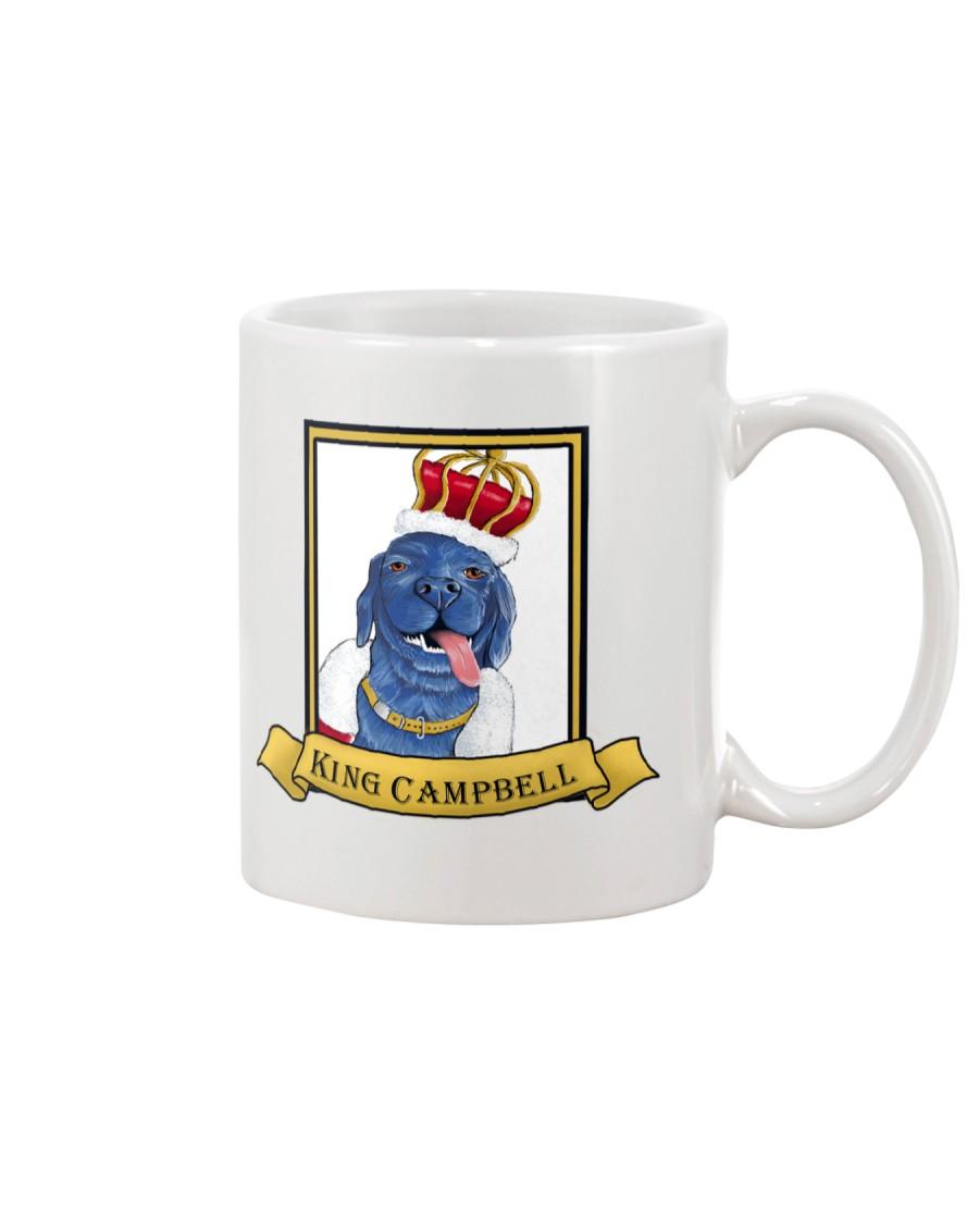 King Campbell Mug