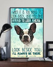 French Bulldog-03 - Beside You Vertical Poster 11x17 Poster lifestyle-poster-2