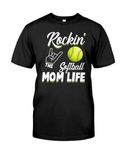 Softball Mom Life