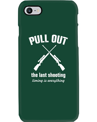 Hunting-pull out