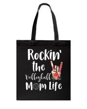 Volleyball Mom Tote Bag thumbnail