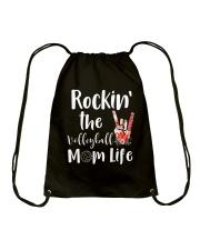 Volleyball Mom Drawstring Bag thumbnail