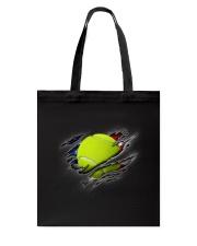 Tennis Inside Flag Tote Bag thumbnail