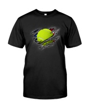 Tennis Inside Flag Classic T-Shirt thumbnail