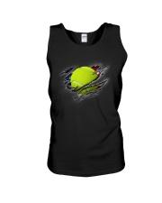 Tennis Inside Flag Unisex Tank thumbnail