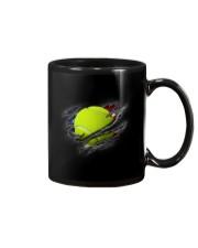 Tennis Inside Flag Mug thumbnail