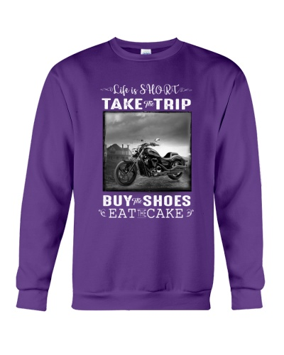 Motorcycle - Life Is Short - Take The Trip