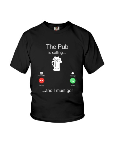 Beer The Pub Is Calling