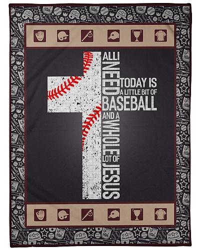 Baseball All I Need Today