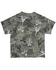 Dancing Camouflage All-over T-Shirt back
