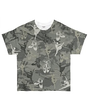 Dancing Camouflage All-over T-Shirt front
