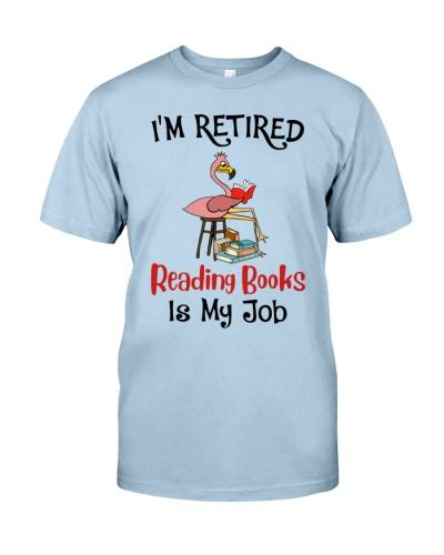 Books I'm Retired