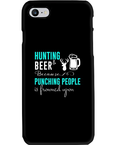 Hunting And Beer