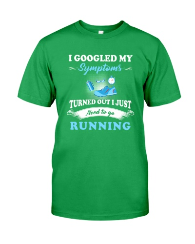Need to go running