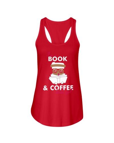 I'M A BOOK AND COFFEE KINDA GIRL